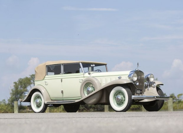 1932 Cadillac V-16 All-Weather Phaeton