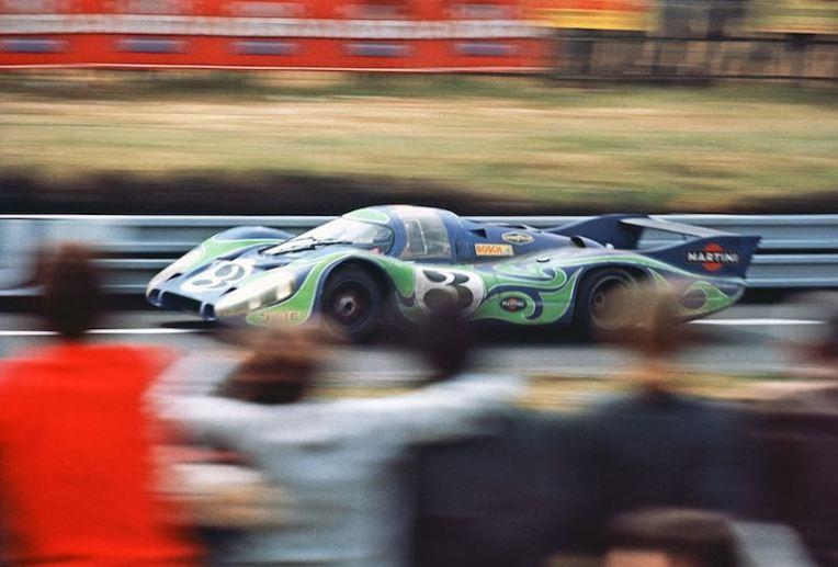 Porsche Typ 917 LH, Le Mans 1970