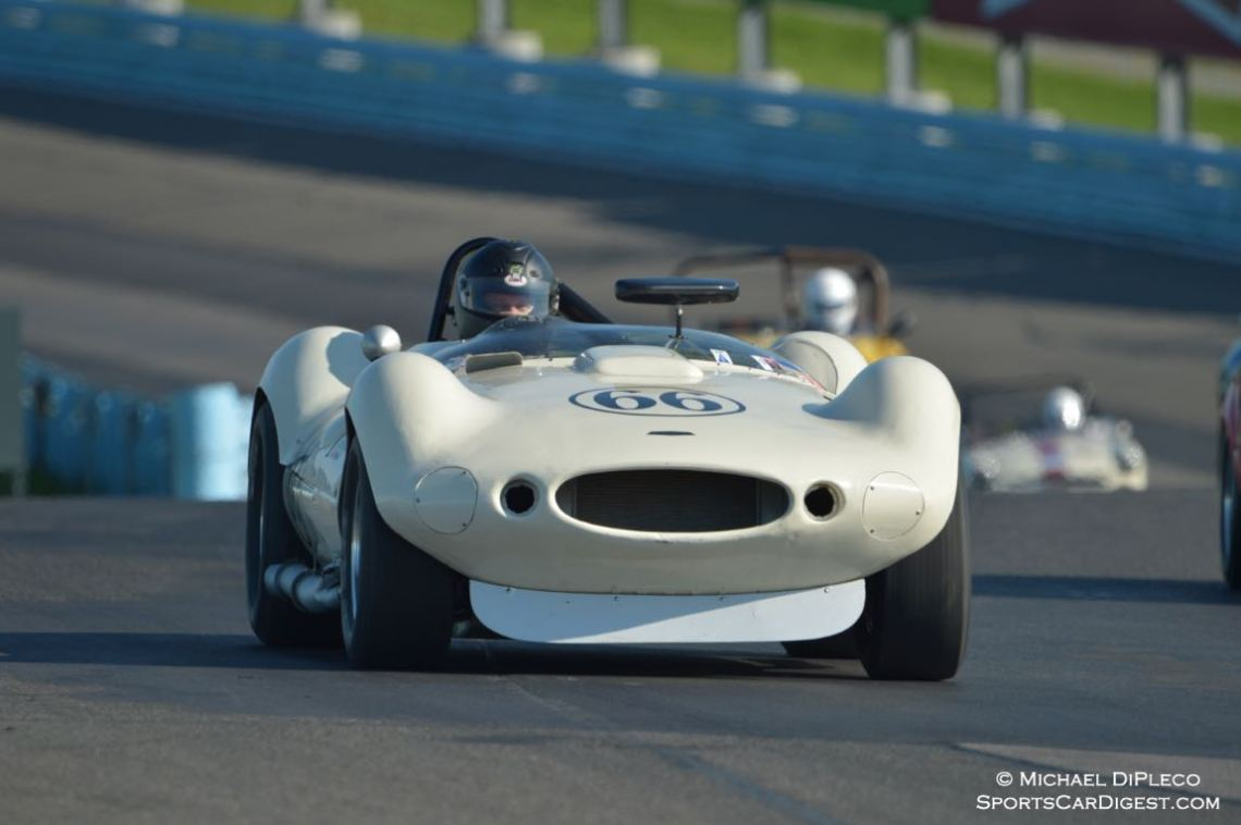 1960 Chaparral 1 Sports Racer- Jack Boxstrom.