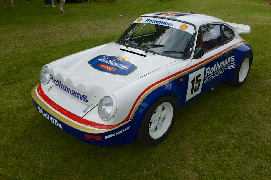 Rothmans 1984 Porsche 911 SC/RS Works Rally