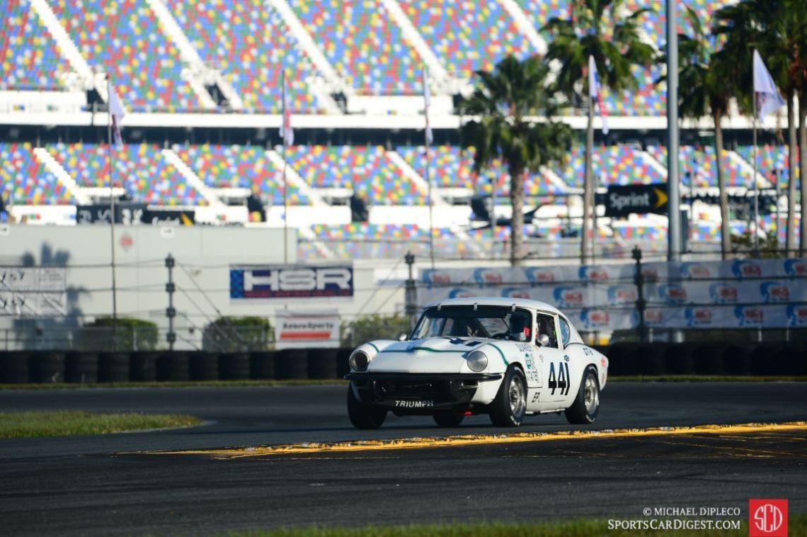 1971 Triumph GT6.