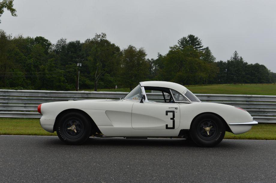 1960 Chevrolet Corvette (Fitch/Le Mans)