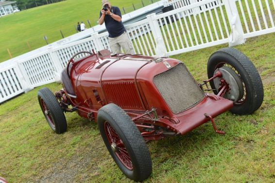 1928 Maserati Tipo 26B/M 8C Grand Prix
