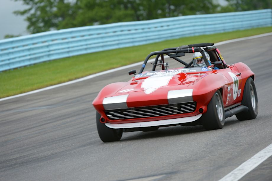1965 Corvette Jim Glass.