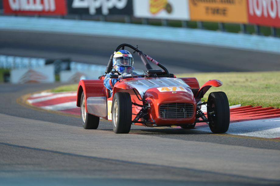 1962 Lotus Super 7.