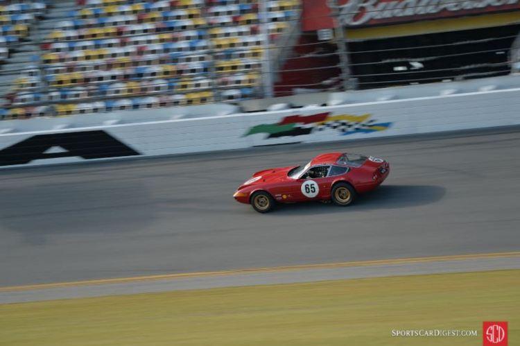 1969 Ferrari 365 GTB/4 Daytona Competition