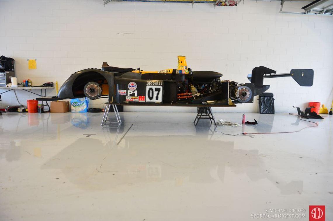 SVRA U.S. Vintage Racing National Championship 2015 - Behind the Scenes