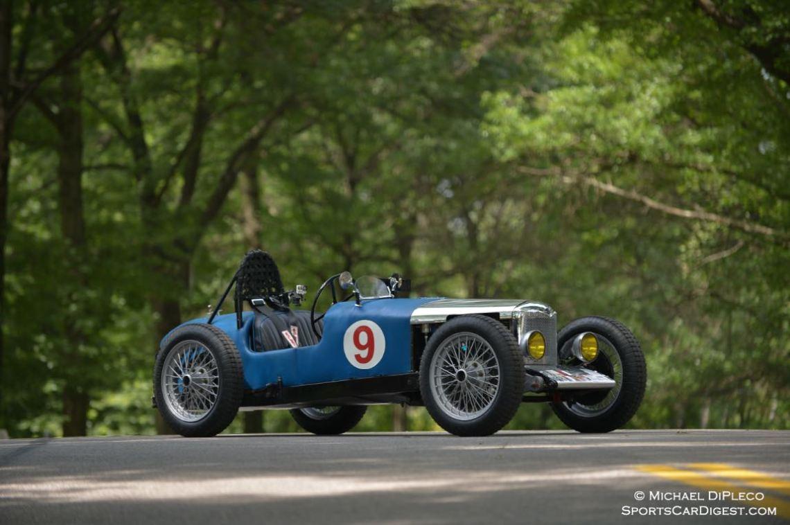 Ray Morgan's 1928 Riley Brooklands