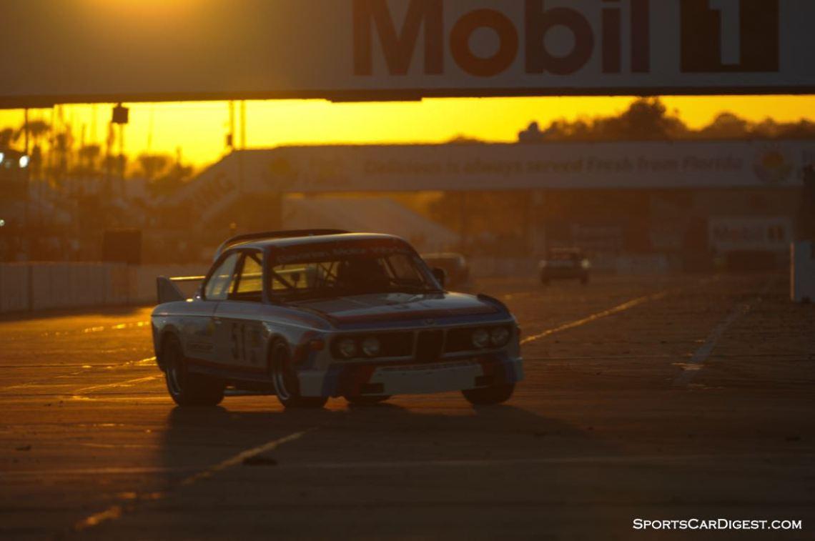 1972 BMW- CSL.