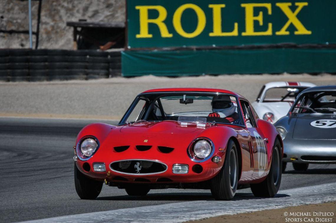 1963 Ferrari 250 GTO Berlinetta.