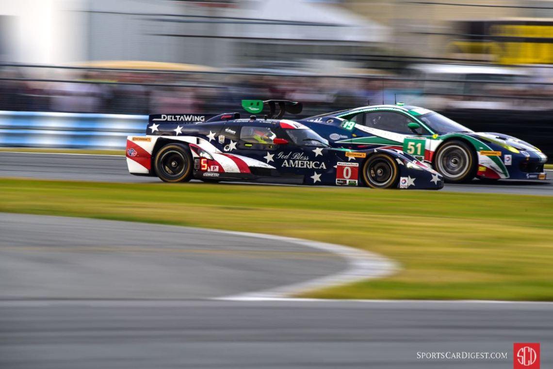 Panoz DeltaWing Racing