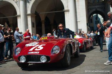 1956 Ferrari 500 TR Spider Scaglietti