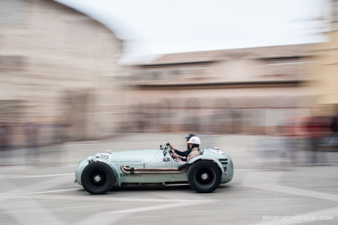 1951 HW Alta 2000 Sport