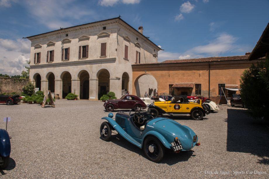1933 Fiat 508 S Siata Spider