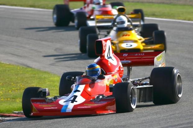 Race 2 winner Ken Smith - Lola T430