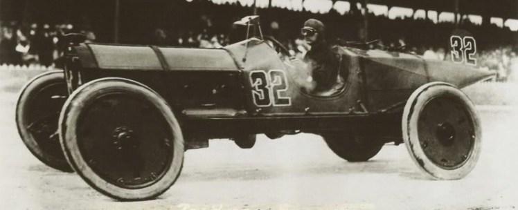 Marmom Wasp at 1911 Indy 500