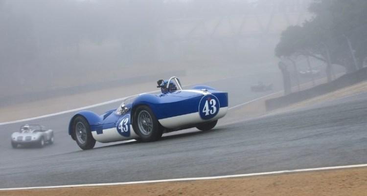 Maserati T61 Birdcage - Rob Walton