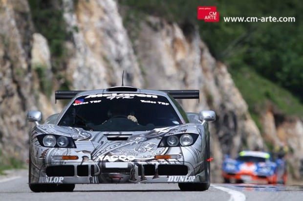 Chassis number 05R, 1995 McLaren F1 GTR,