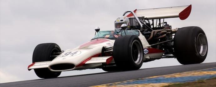 McLaren M10B - Profile, History, Photos, Information