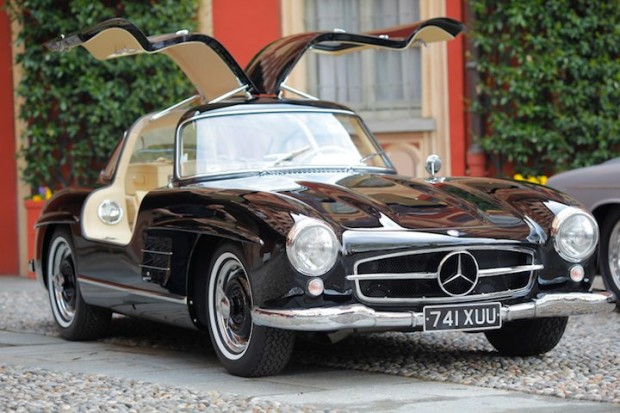 1954 Mercedes-Benz 300 SL Gullwing Coupé