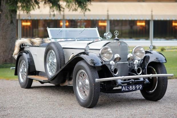 1928 Mercedes-Benz 710 SS Sport Tourer