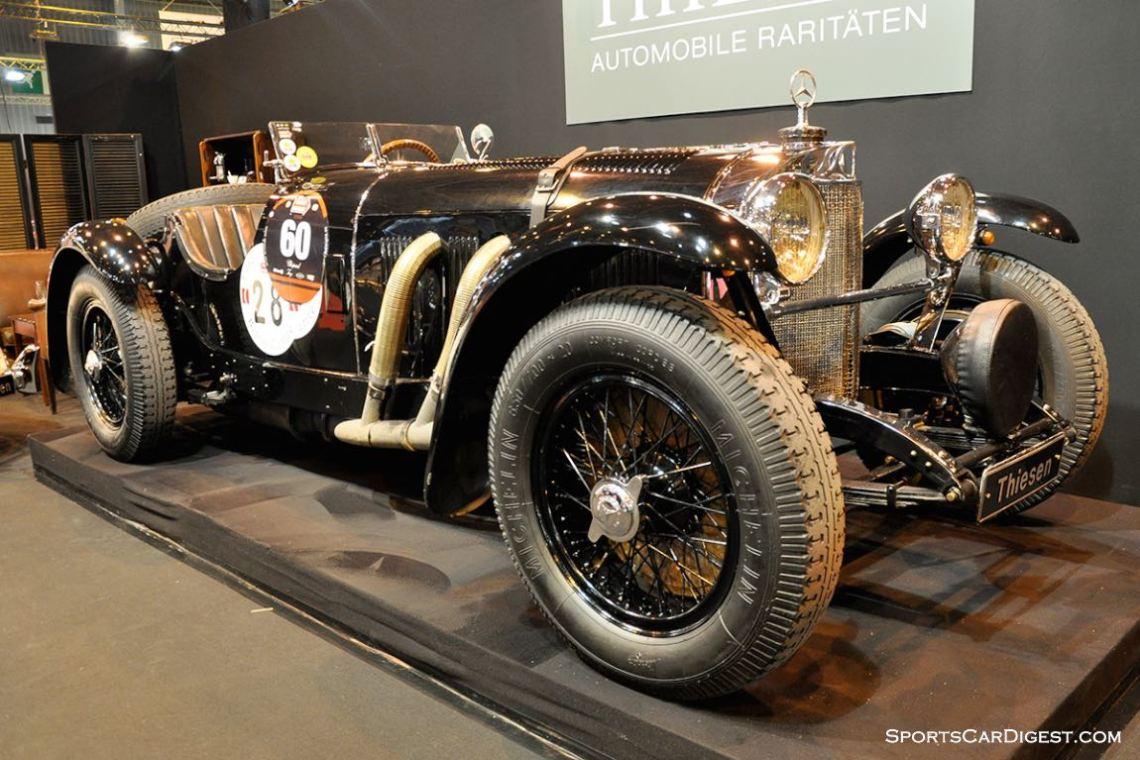 Mercedes-Benz SSK 7.1 Kompressor – 1928
