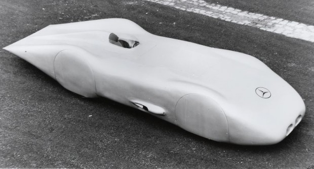 Mercedes-Benz W 125 Streamliner