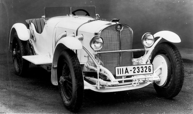 Mercedes-Benz SSKL