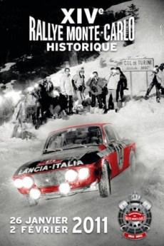 Monte Carlo Historic Rally 2011