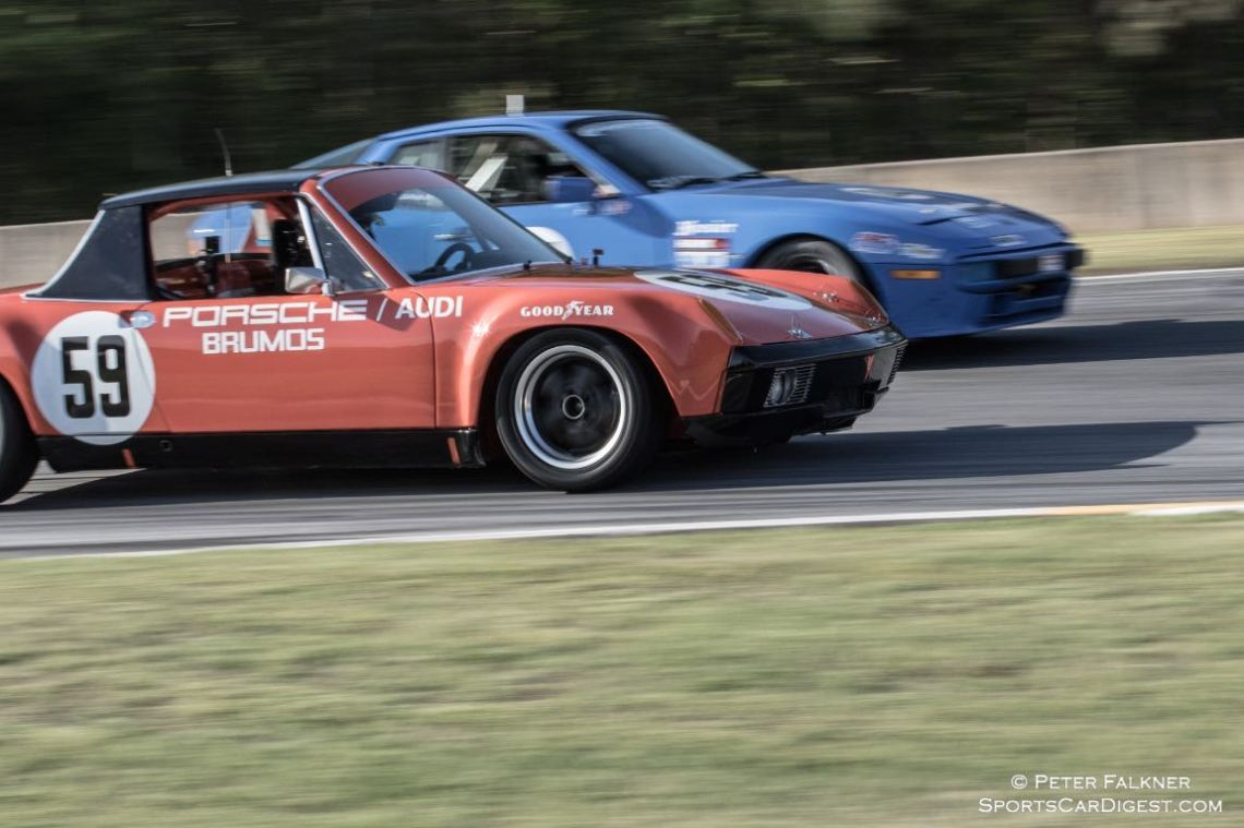 Peters/Refenning, 74 Porsche 914/6 GT