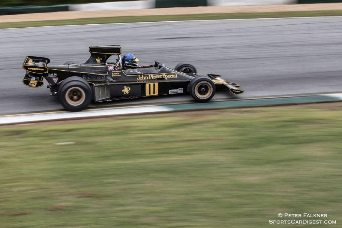 Beaumont, 74 Lotus 76/1