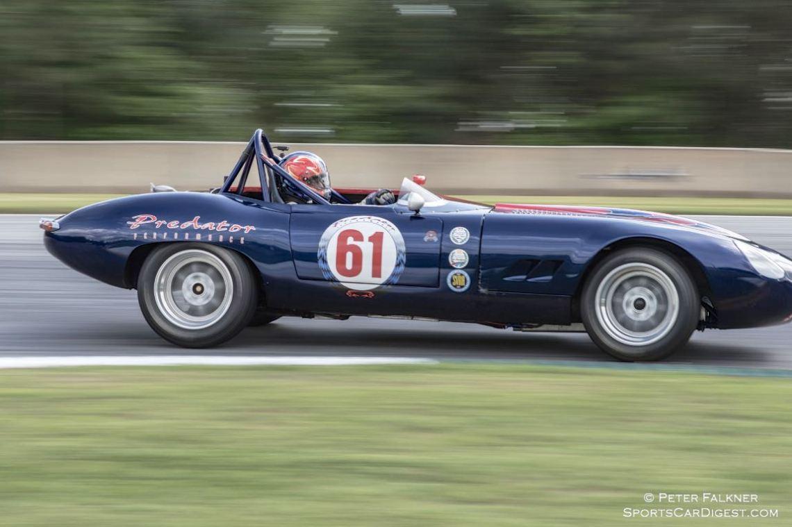 Ligas, 61 Jaguar XKE