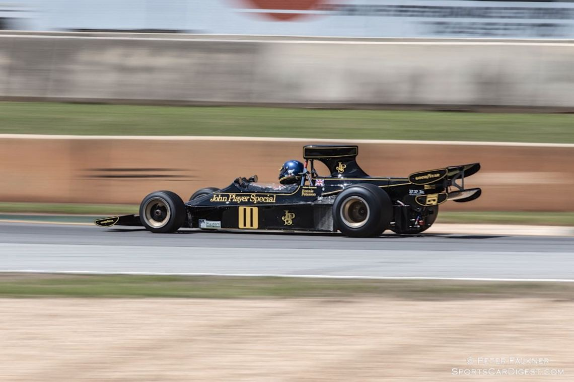 Beaumont, 74 Lotus 76/1