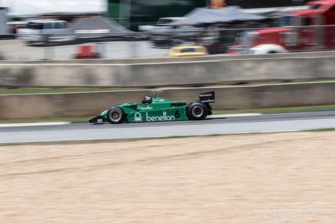 Hagan, 83 Tyrrell 011