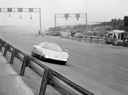 Record run of the C 111-III in Nardo on April 29 and 30, 1978.