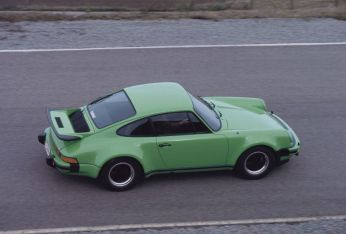 1975 Porsche 911 Turbo 3.0 Coupe