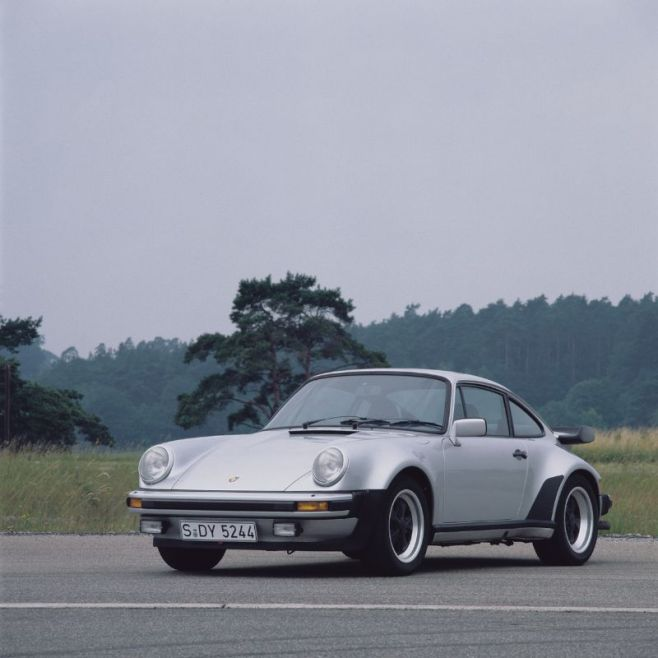 1980 Porsche 911 Turbo 3.3 Coupe