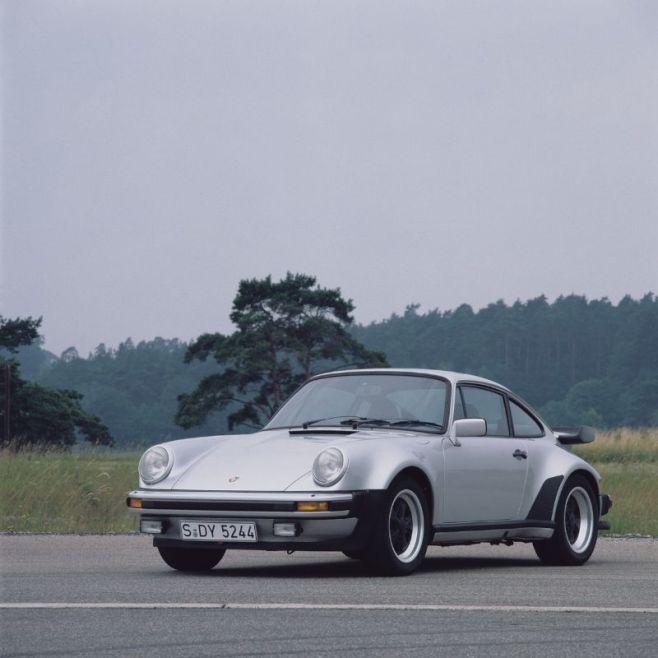 1980 Porsche 911 Turbo 3.3 Coupe