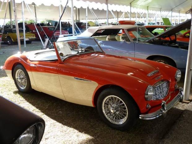 Austin-Healey 3000 BN7 Roadster
