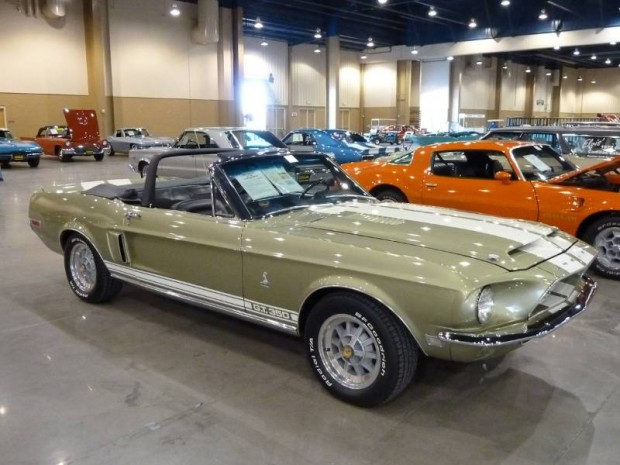 1968 Shelby Mustang GT350 Convertible