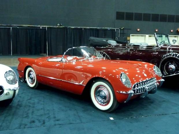 1955 Chevrolet Corvette Roadster