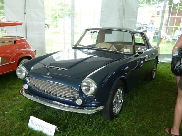 1961 Cisitalia DF85 Coupe