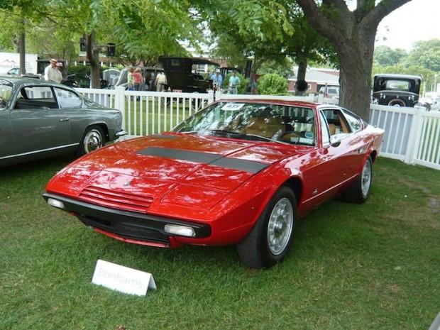 1977 Maserati Khamsin Coupe