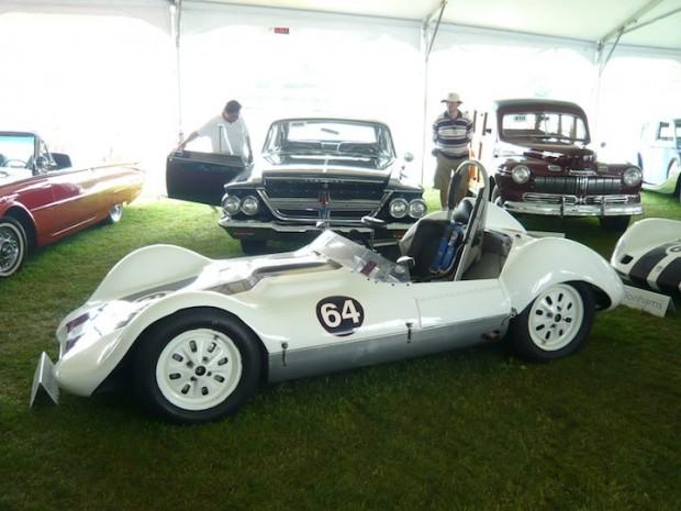 1959 Elva Mk V Sports Racer