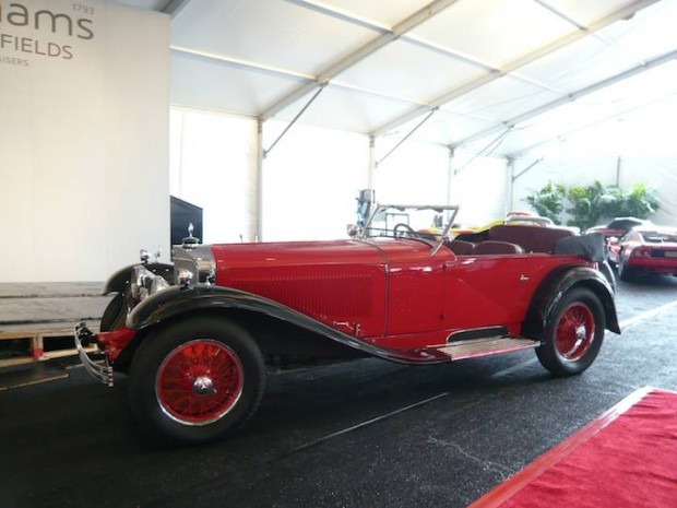 1930 Mercedes-Benz 38/250 7.1 Liter Supercharged 'SS' Sports Tourer Touring 36257
