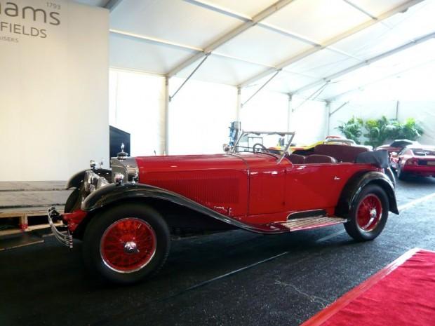1930 Mercedes-Benz 38/250 7.1 Liter Supercharged 'SS' Sports Tourer Touring