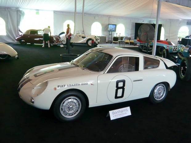 1961 Fiat-Abarth 1000 Bialbero Competition Coupe