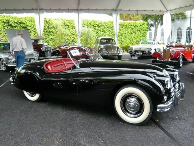 1957 Jaguar XK 140 Roadster