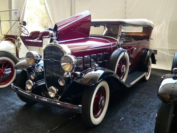 1932 Buick Model 55 Sport Phaeton
