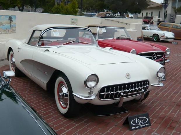 1957 Chevrolet Corvette FI Convertible